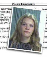Love After Lockup Brittany Santiago arrest details - kidnapping, attempted murder, robbery
