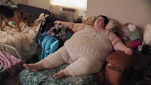 My 600 Lb Life's Jeanne Covey 1