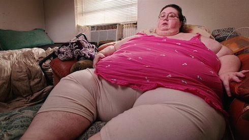 My 600 Lb Life's Jeanne Covey 2