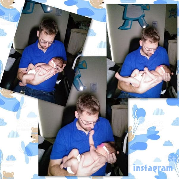 90 Day Fiance Before the 90 Days Paul Staehle with his baby boy Pierre photos