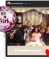 Porsha Williams gives birth to baby girl PJ