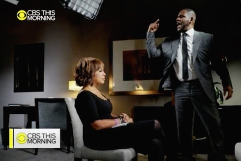 R. Kelly's CBS interview