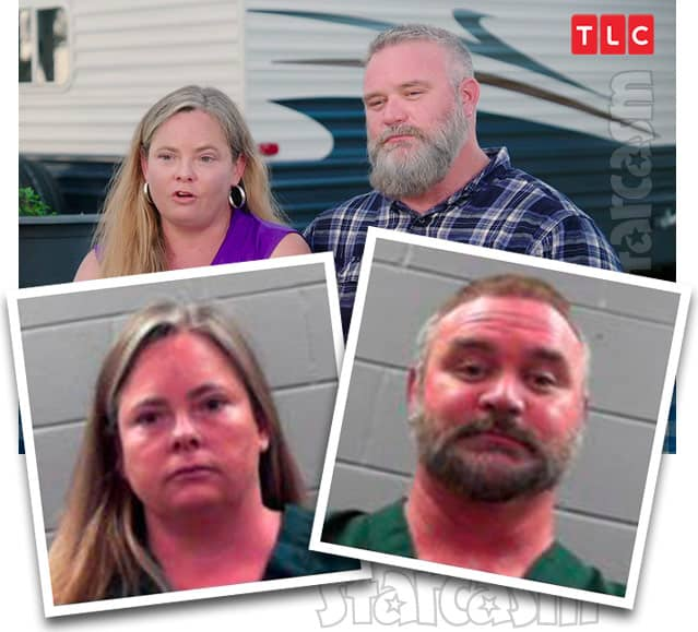Seeking Sister Wife Paige McGee and Bernie McGee arrested in Mississippi