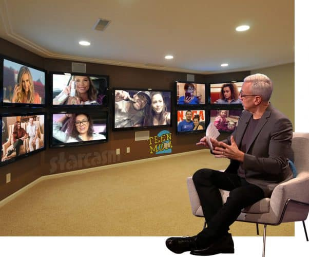 Teen Mom 2 Season 9 Reunion with Dr Drew