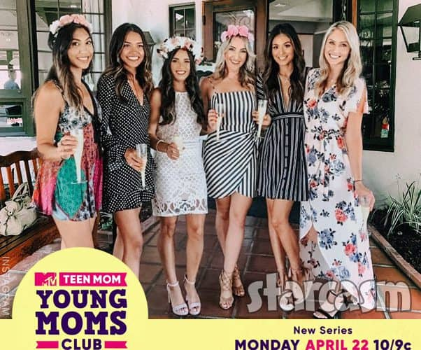 Teen Mom Young Moms Club formerly Pretty Little Mamas