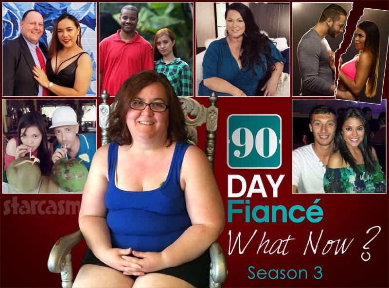 90 Day Fiance: What Now? Season 3 cast Danielle, David, Molly, Jonathan
