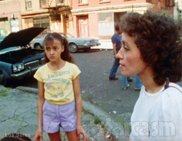 Briana DeJesus' mom Roxanne throwback from 1984 documentary Los Sures