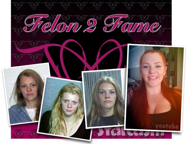 Love After Lockup Brittany Santiago Felon 2 Fame YouTube channel