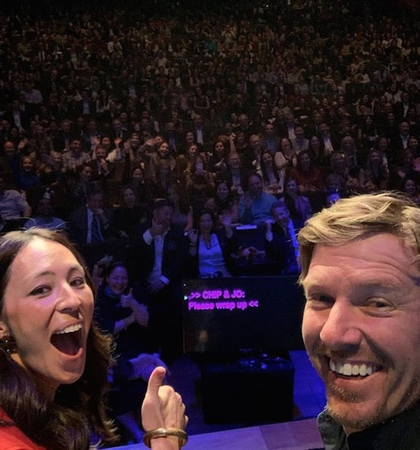 Chip and Joanna Gaines cable network 1