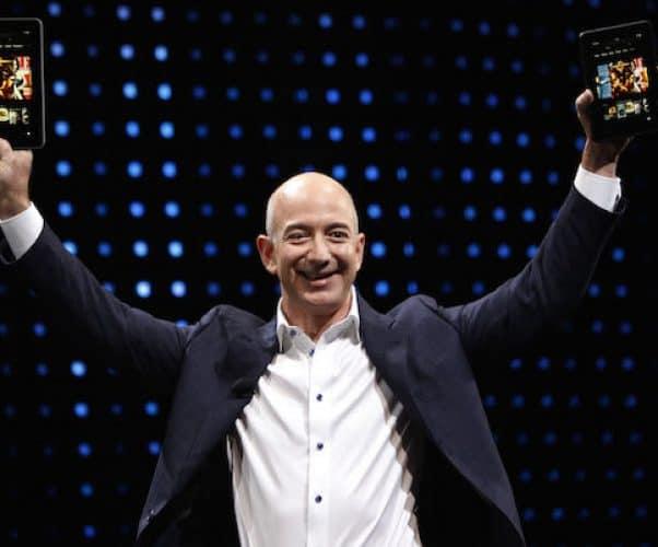 Jeff Bezos' dick