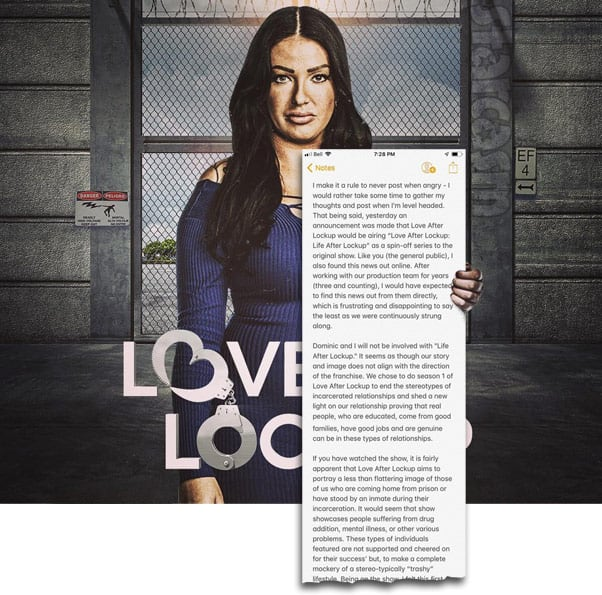 Love After Lockup Mary responds to Life After Lockup spin-off series