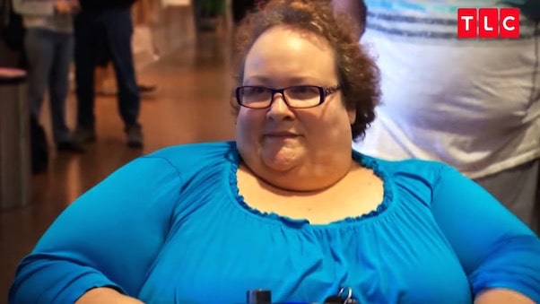 My 600 Lb Life Janine today 3