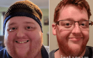 My 600 Lb Life Justin McSwain before and after 4