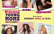MTV Teen Mom Young Moms Club cast photos