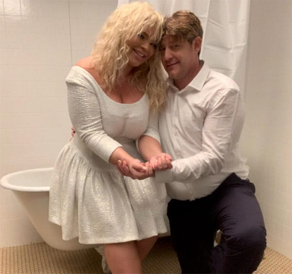 Did Trisha Paytas and Jason Nash break up?