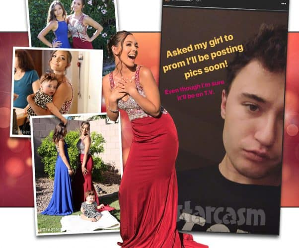 TLC Unexpected Chloe Mendoza prom photos