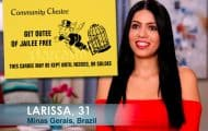 90 Day Fiance Larissa gets no jail time for domestic violence charge