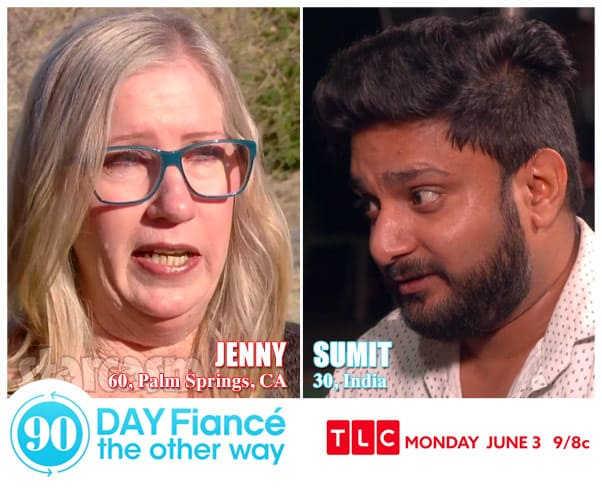 90 Day Fiance The Other Way Jenny and Sumit from India