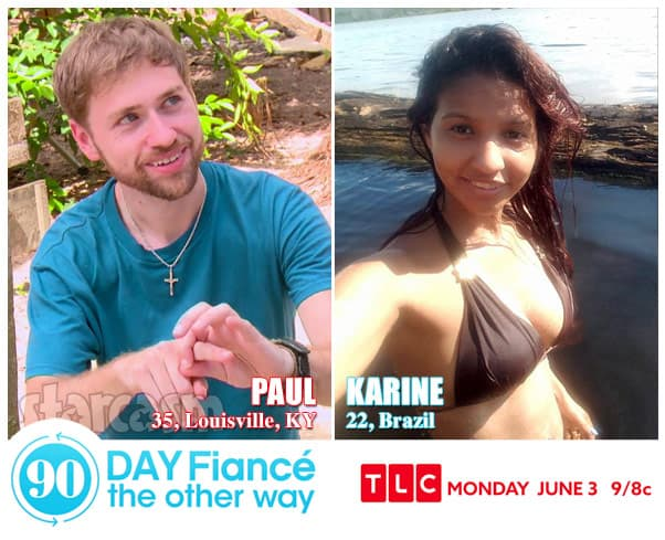 90 Day Fiance The Other Way Paul and Karine