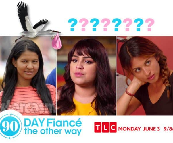 90 Day Fiance The Other Way pregnancy spoiler Tiffany is pregnant with Ronald's baby