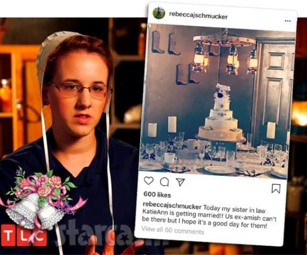 Breaking Amish Katie Ann Schmucker wedding