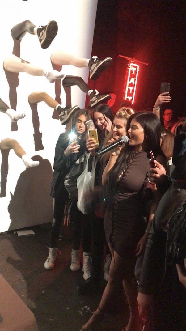 Kylie Jenner pregnant again 3