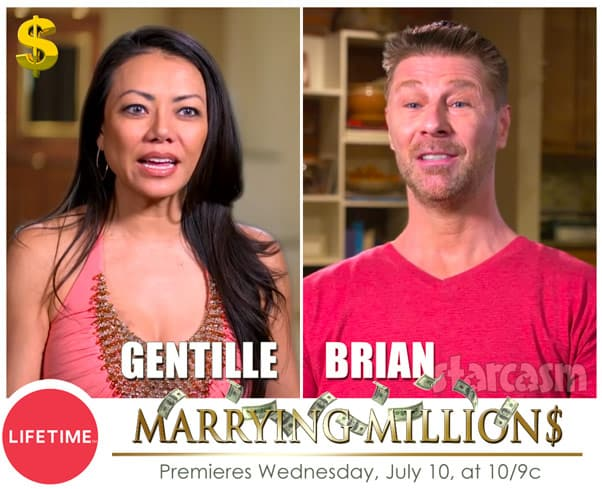 Lifetime Marrying Millions Gentille Brian