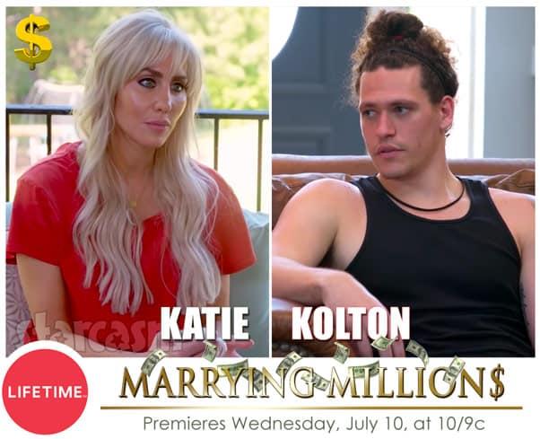 Lifetime Marrying Millions Katie Hamilton Kolton