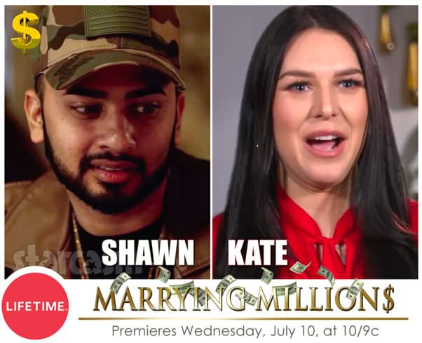 Lifetime Marrying Millions Shawn Kate