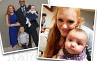 Love After Lockup Brittany and Marcelino's daughter Zoila photos
