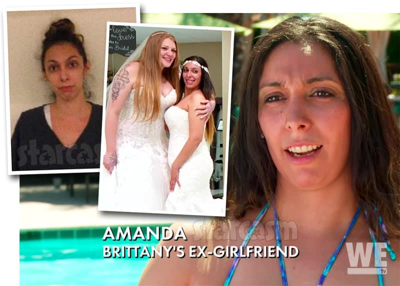 Love After Lockup Why was Brittany's ex-girlfriend Amanda in prison?