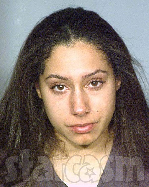 Love After Lockup Brittany's friend and former bunkie Sasha Williams mug shot arrest