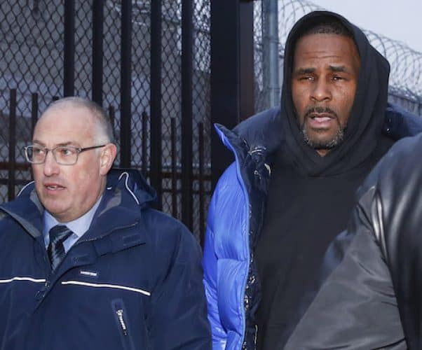 More R. Kelly felony charges