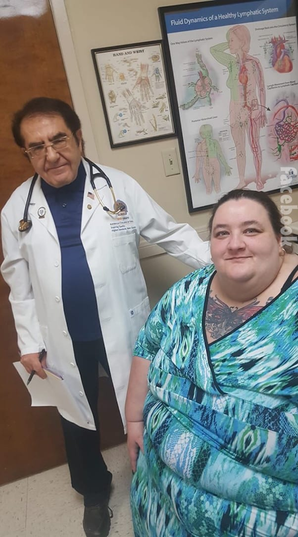 My 600 Lb Life Angie J with Dr. Now