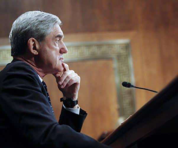 Robert Mueller's resignation 1