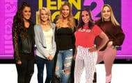 Teen Mom 2 cast with Jade Cline Jenelle's replacement