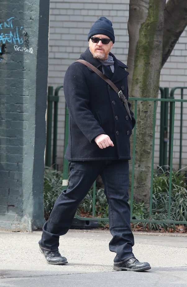 What is Louis CK doing 1