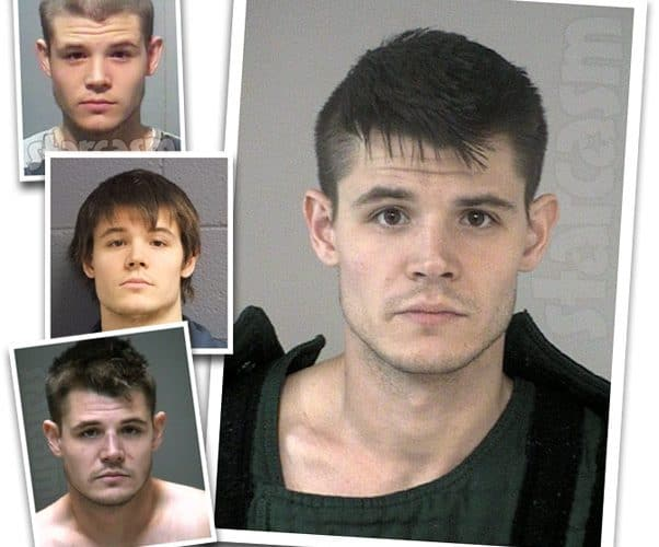 16 and Pregnant Nikkole Paulun's ex Josh Drummonds arrests mug shot photos