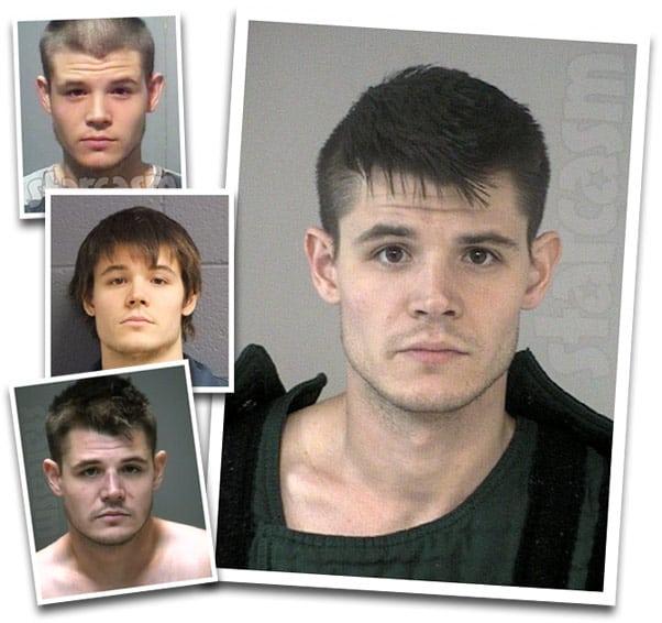 16 and Pregnant Nikkole Paulun's ex Josh Drummonds arrests mug shot photos