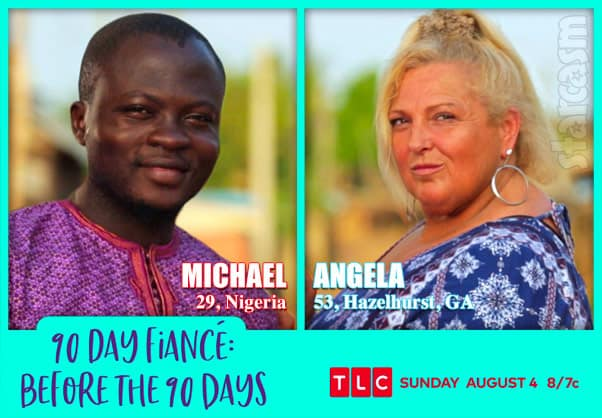 Before the 90 Days Season 3 Michael and Angela