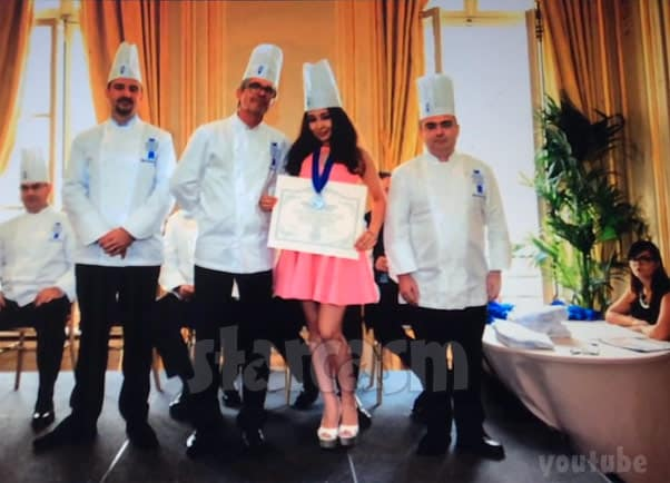 Below Deck Med Chef Mila Le Cordon Bleu Paris graduation