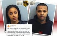 Bow Wow and Kiyomi Leslie tweets about fight and her pregnancy