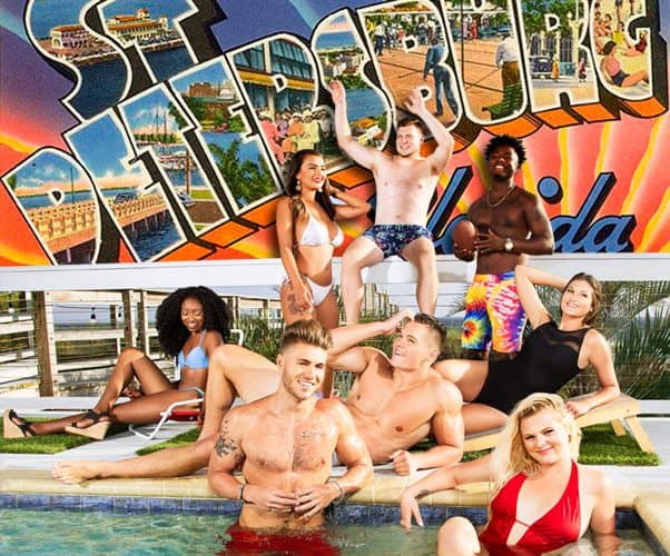 Floribama Shore Season 3 Tampa St Petersburg