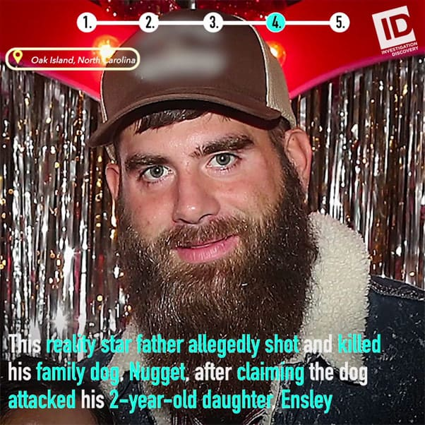Investigation Discovery David Eason Frightening Fathers 1