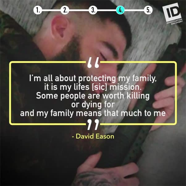 Investigation Discovery David Eason Father's Day video 2