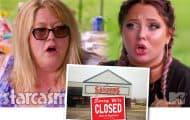 Teen Mom 2 Jade Cline's family's restaurant Sanders Family Kitchen closes