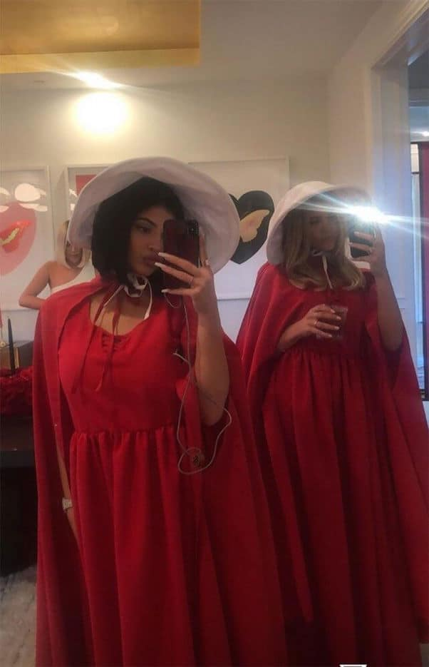 Kylie's Handmaid's Tale birthday party 1