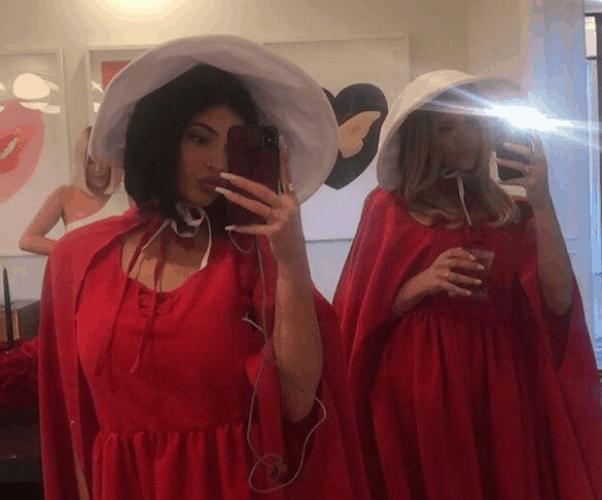 Kylie's Handmaid's Tale birthday party 5