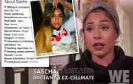 Life After Lockup Brittany's friend_Sascha's prison dating website profile from WriteAPrisoner.com