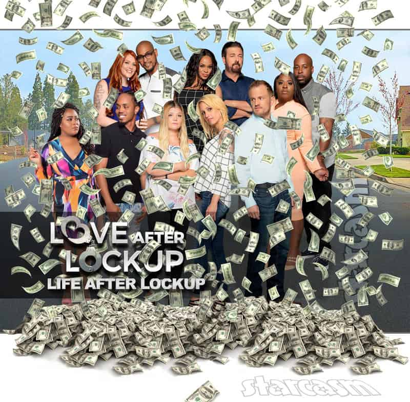 How much do the Love after Lockup Life Afte rLockup stars get paid?